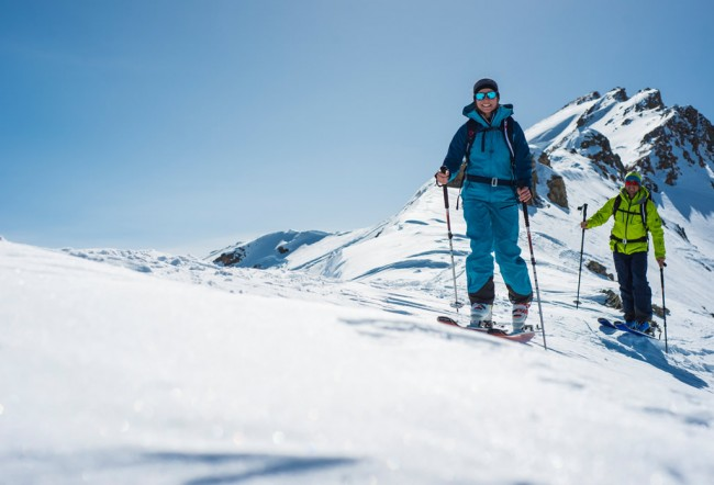 Ski touring equipment from Dynafit
